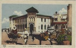 CASABLANCA - La Banque D' Etat Du Maroc - Ed. Photo Flandrin, Casablanca - Casablanca