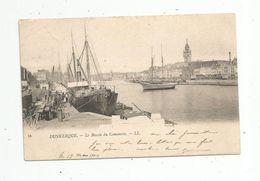 Cp , 59 , DUNKERQUE , Le Bassin Du Commerce , Bateaux , Dos Simple , Voyagée 1904 - Dunkerque