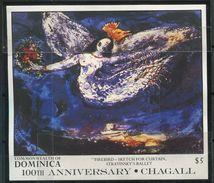 Dominique **  Bloc 118 - Chagall - Dominique (1978-...)