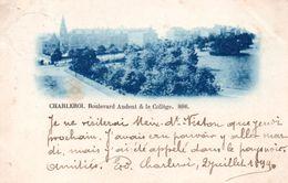 Charleroi - Boulevard Audent & Le Collège - Charleroi