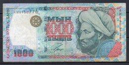 533-Kazakhstan Billet De 1000 Tenge 2000 AN696 - Kazakhstan
