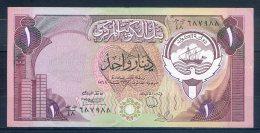 514-Koweit Billet De 1 Dinar 1992 - Koweït