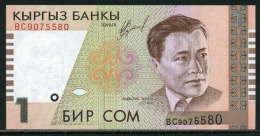 18-Kirghzistan Billets De 1 Son 1994 BC907 Neuf - Kirghizistan
