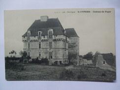 FRANCE - St. Cyprien - Chateau De Fages - Saint Cyprien