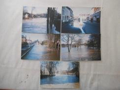 5 PHOTOS INONDATIONS DE GUSE 1994 - Lieux
