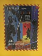 4530 - Genève Escalade 1990 Gamay De Peissy Les Perrières Illustration Sergius - Andere