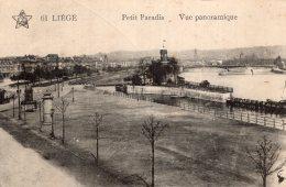 B34680 Liege, Petit Paradis, Vue - Belgique