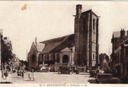 B34755 Ault Onival, L'église - Non Classés