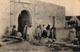 TUNISIE - EL DJEM DAR EL BEY - Tunisie