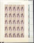 Europa Cept 1963 Spain 2v Sheetlets (folded) ** Mnh (CO323) - Europa-CEPT