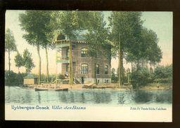 Overmeire  Uytbergen - Donck  Overmere  Villa Des Bains - Berlare