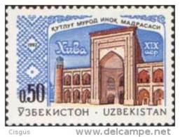 Uz 0004 Uzbekistan Usbekistan 1992 - Usbekistan
