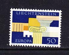 Europa Cept 1963 Liechtenstein 1v ** Mnh (CO326) - Europa-CEPT