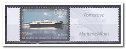Montenegro 2015, Postfris MNH, Ship - Montenegro