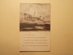 """Carte Postale -  """"L'Amiral CHARNER"""" -  Bâteau - Croiseur Auxiliaire (1521) - Guerre"""