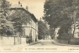 Saint Die Avenue De Robache - Saint Die