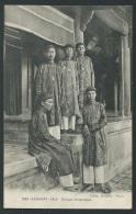 Annam - Hué - Groupe D'eunuques    Odg 24 - Vietnam