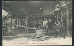 Tonkin - Sontay - Moulin à Décortiquer Le Riz Chez Les Mans Du Mont-bavi    Odg 30 - Vietnam