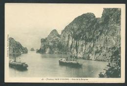 Tonkin - Baie D'Along, Baie De La Surprise    Odg 33 - Vietnam