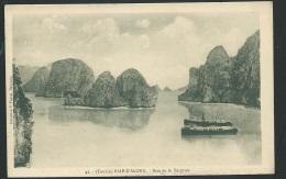 Tonkin - Baie D'Along - Baie De La Surprise    Odg 42 - Vietnam