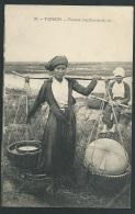 Tonkin - Femme Marchande De Riz     Odg 43 - Vietnam
