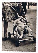 CP Photo N° 42  De Louis  Buffier  Legende  - La Paresse  - Enfant - Fotografie