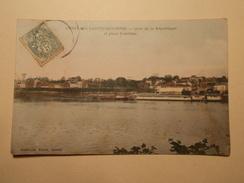 Carte Postale -  CONFLANS St HONORINE (78) - Quai De La République Et Place Fouillére (1532) - Conflans Saint Honorine