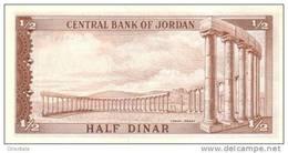 JORDAN P. 13c 1/2 D 1965 UNC - Jordanie