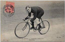 CPA Coureur Cycliste Sport Cycle Cyclisme Circulé éditeur ND Kramer - Cyclisme