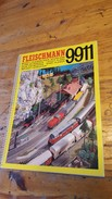 Fleischmann 9911, Modell-Gleisanlagen-surplane, Avec Brochure Explicative En Français - Livres Et Magazines