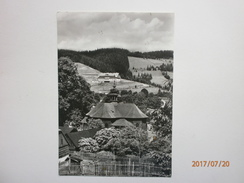 Postcard Velke Karlovice Czech Republic Real Photo My Ref B21551 - Czech Republic