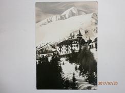 Postcard Vysoke Tatry Strbske Pleso 1351 M Real Photo My Ref B21552 - Slovakia