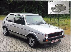 DEUTSCHLAND  WOLFSBURG  VW Golf  13/04/17 - Automobili