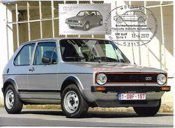 DEUTSCHLAND BONN  VW Golf  Serie 1 13/04/17 - Automobili