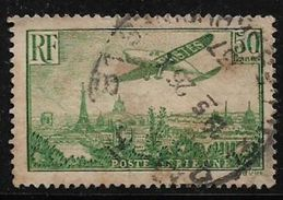 France Airmail Airplane Aviation Used Stamp # AR:110 - Airmail