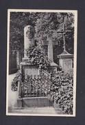 AK Saarbrücken Ehrental Grabstätte General Francois Des FÜhrers Der Schlacht Von Spichern - Saarbrücken