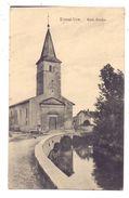 F 57530 COURCELLES-CHAUSSY / KURZEL, Katholische Kirche - Metz