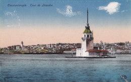 Constantinople (Turquie) - Tour De Léandre - Turchia