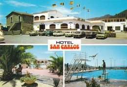 HOTEL SAN CARLOS/ROSAS (dil312) - Hotels & Restaurants