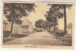 Lobbes (Bonniers) Route De Thuin - 1934 - Edit. G. Canivet - Lobbes