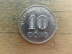 Viet-nam  10  Dong  1970  Km 8 - Viêt-Nam