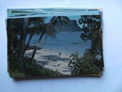 Samoa With A Beautiful Beach - Samoa