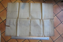Plan De Tenders  SNCF 1940 - Machines