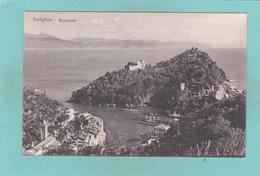 Old Postcard Of Portofino, Liguria, Italy,Y31. - Italy