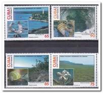 Cuba 2016, Postfris MNH, NATIONAL PARK GRAMMA - Cuba