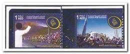 U.A.E. 2016, Postfris MNH, DUBAI TOUR 2016, Cycling - United Arab Emirates