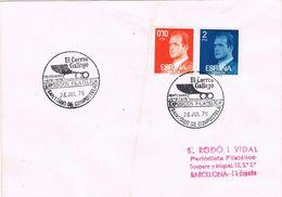 24994. Carta SANTIAGO De COMPOSTELA (Coruña) 1978. EL Correo Gallego - 1931-Hoy: 2ª República - ... Juan Carlos I