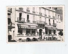 LES SABLES D'OLONNE (VENDEE) CARTE PHOTO DE L'HOTEL RESTAURANT DE LA PLAGE SUR LE REMBLAI - Sables D'Olonne