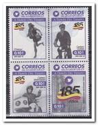 Ecuador 2016, Postfris MNH, Post Service, Bicycle, Motor - Ecuador