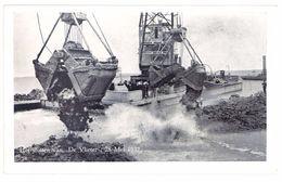 """Cpa Allemagne, Het Sluiten Van """" De Vlieter """", 28 Mei 1932 - Allemagne"""